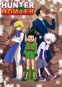 Hunter x Hunter (2011) (Dub) Episode 148
