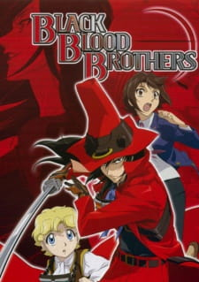 Black Blood Brothers (Dub) (2006)