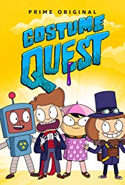 Costume Quest  Season 1 (2019)