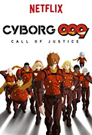 Cyborg 009: Call of Justice (Dub) (2017)