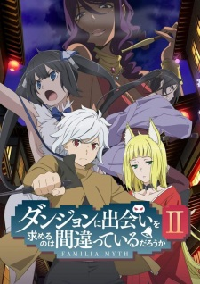 DanMachi Season 2 (2019) Episode 12