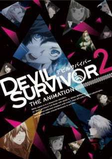 Devil Survivor 2 The Animation (Dub) (2013)