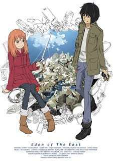 Eden of The East (Dub) (2009)