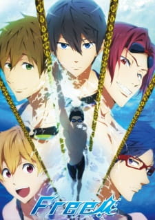 Free! – Iwatobi Swim Club (Dub) (2013)