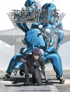 Ghost in the Shell: Stand Alone Complex (Dub) (2002)