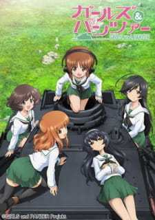 Girls & Panzer (Dub) (2012)