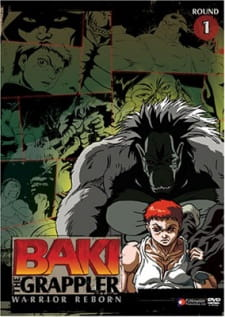 Grappler Baki Season 2 (Dub) (2001)