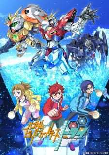 Gundam Build Fighters Try (Dub) (2014)