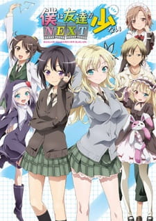Haganai: I don't have many friends NEXT (Dub) (2013)
