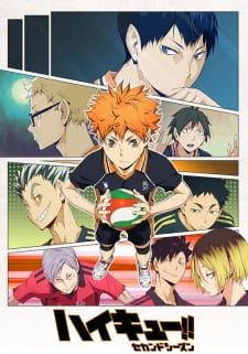 Haikyu!! 2nd Season (Dub) (2015)