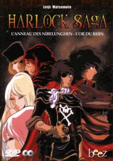 Harlock Saga: The Ring of the Nibelung – The Rhein Gold (Dub) (1999)
