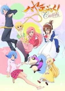 Hayate the Combat Butler! Cuties (Dub) (2013)