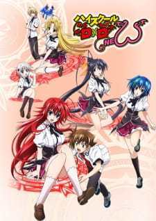 High School DxD New (Dub) (2013)