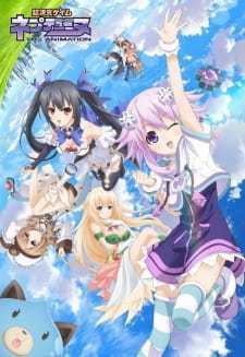 Hyperdimension Neptunia (Dub) (2013)