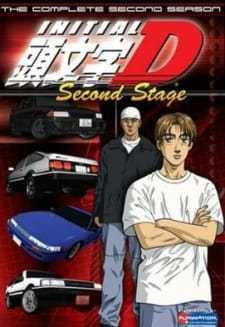 Initial D Second Stage (Dub) (1999)
