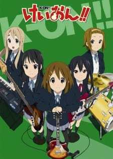K-On!! Season 2 (Dub) (2010)
