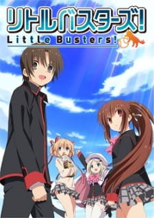 Little Busters! (Dub) (2012)
