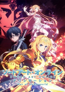 Sword Art Online: Alicization – War of Underworld (Dub) (2019)