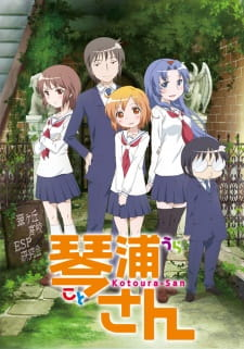 The Troubled Life of Miss Kotoura (Dub) (2013)