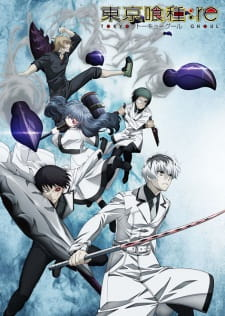 Tokyo Ghoul:re (Dub) (2018)