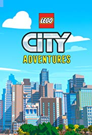 LEGO City Adventures Season 1 (2019)
