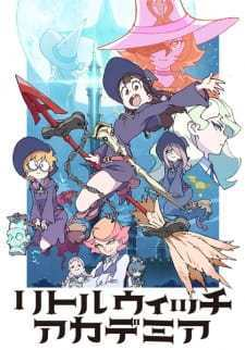 Little Witch Academia (Dub) (2017)