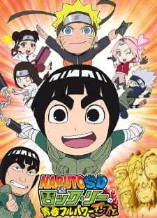 NARUTO Spin-Off: Rock Lee & His Ninja Pals (Dub) (2012)
