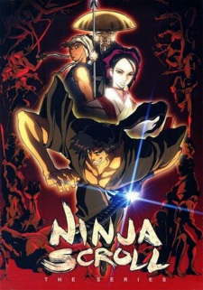Ninja Scroll: The Series (Dub) (2003)
