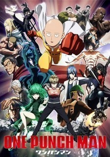 One Punch Man Season 2 (Dub) (2019)