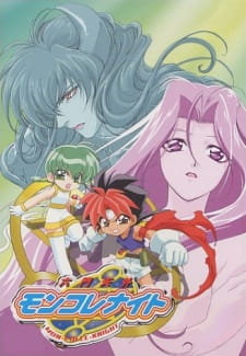 Six Gates Faraway Mon Colle Knights (Dub) (2000)