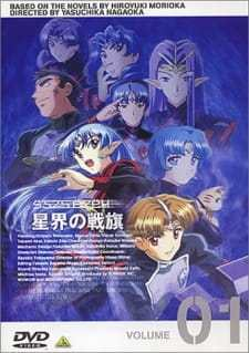 Banner of the Stars (Dub) (2000)