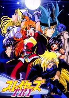 Slayers Try (Dub) (1997)