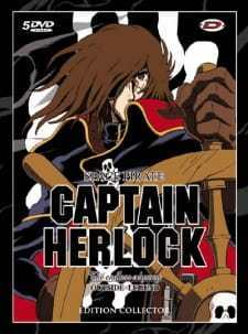 Space Pirate Captain Herlock: Outside Legend – The Endless Odyssey (Dub) (2002)