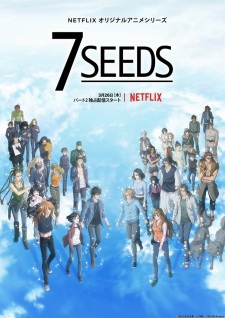 7 Seeds 2nd Season (Dub) (2020)