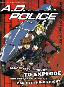 A.D. Police: To Protect and Serve (Dub) (1999)