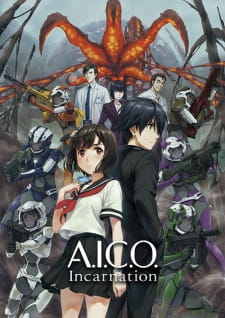 A.I.C.O.: Incarnation (Dub) (2018)