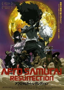 Afro Samurai: Resurrection (Dub) (2009)