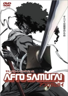 Afro Samurai the Movie (Dub) (2007)