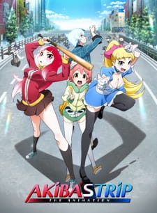 Akiba's Trip The Animation (Dub) (2017)
