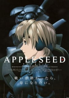 Appleseed (Movie) (Dub) (2004)