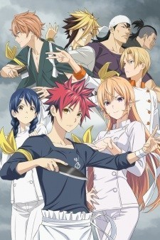 Food Wars! The Fourth Plate (Sub) (2019)