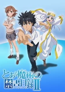 A Certain Magical Index II (Dub) (2010)