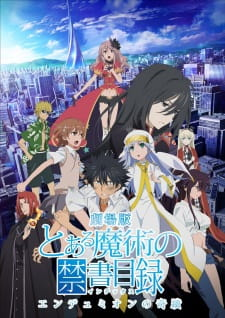 A Certain Magical Index the Movie: The Miracle of Endymion (Dub) (2013)