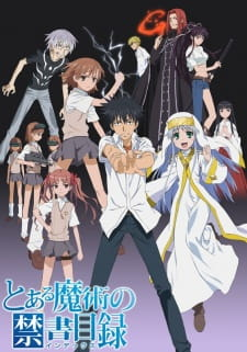 A Certain Magical Index (Dub) (2008)