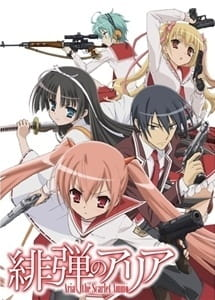 Aria the Scarlet Ammo (Dub) (2011)