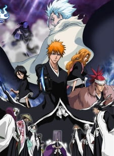 Bleach the Movie: The DiamondDust Rebellion (Dub) (2007)