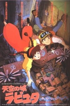 Castle in the Sky (Dub) (1986)