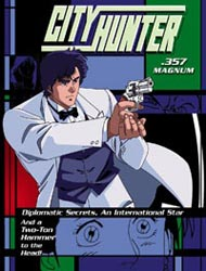 City Hunter: .357 Magnum (Dub) (1989)