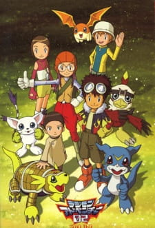 Digimon Adventure 02 (Dub) (2000)