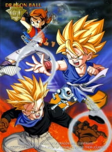 Dragon Ball GT (Dub) (1996)